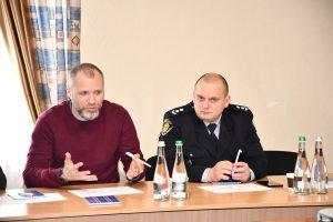 Поліція Луганської області розпланувала взаємодію з громадою на 2020 рік