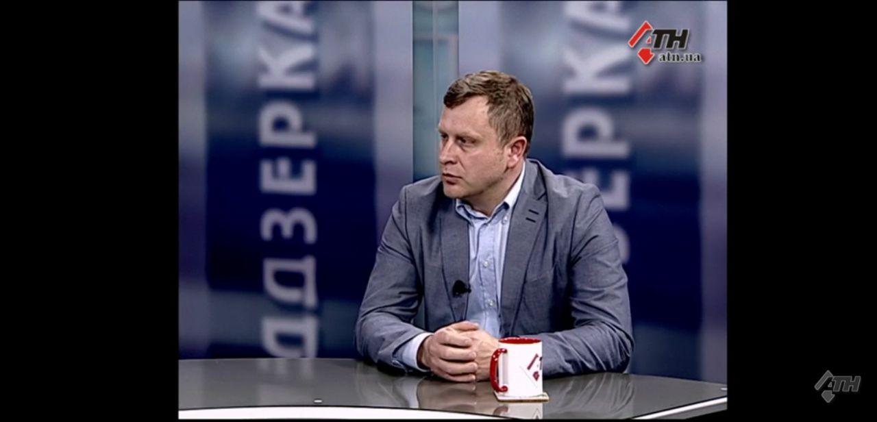 """Андрій Черноусов про катування та жорстке поводження в поліції у програмі """"Відзеркалення"""""""